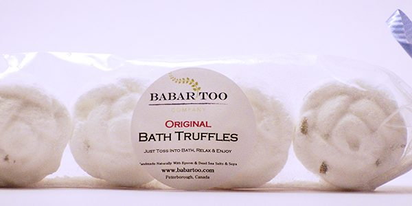 Babar Too – Bath Truffles – Original