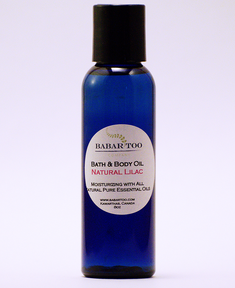 Natural Bath & Body Oils